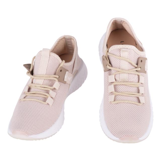 Sepatu Wanita / Sneakers Beige | LAVIOLA
