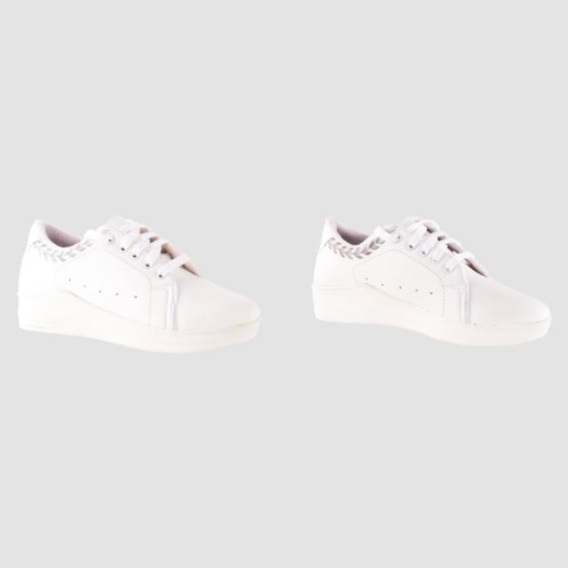 Sneakers Wanita / Sneakers Elvenar Silver | BUNNY FEET
