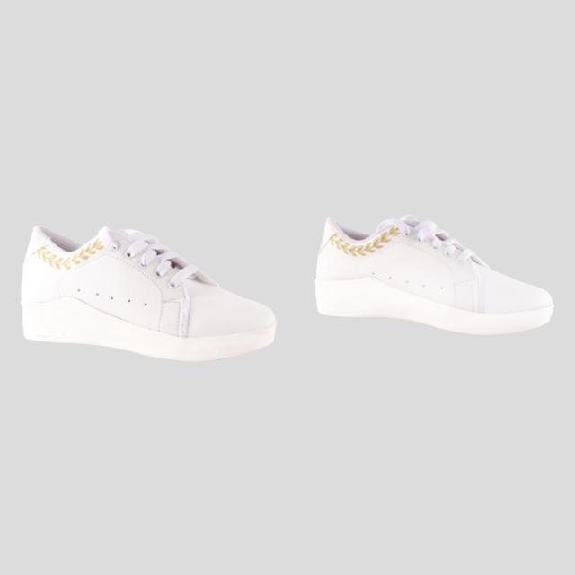 Sneakers Wanita / Sneakers Elvenar Gold | BUNNY FEET