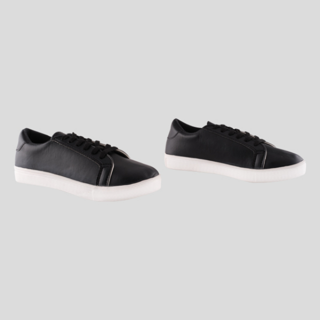 Sneakers Wanita / Sneakers Citrines Black | BUNNY FEET