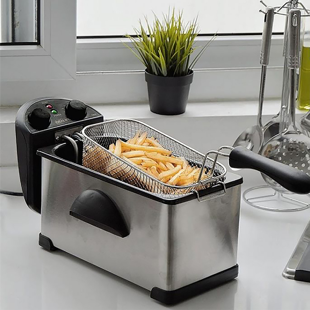 Deep Fryer (IL-200DF) / Penggorengan Elektrik | IDEALIFE