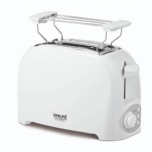 Toaster 2 Slices (IL-204) / Pemanggang / Panggangan Roti | IDEALIFE