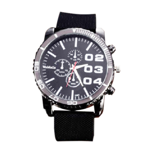 Jam Tangan Pria Leather / Jam Tangan Kulit | G-POP