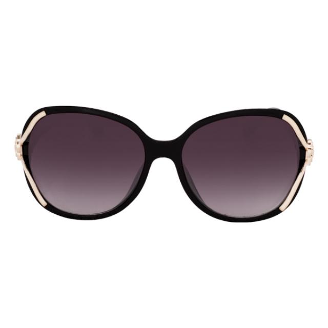 Kacamata Hitam UV 400 Wanita Frame Bulat Fashion Trendy | LOOQQS KACAMATA FASHION