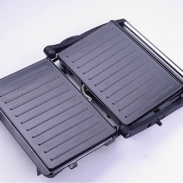 Panini Press (IL-203) / Toaster Pemanggang Roti / Daging | IDEALIFE3