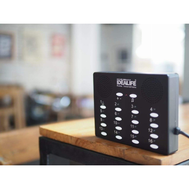 Wireless Calling System Speaker (IL-296) | IDEALIFE3
