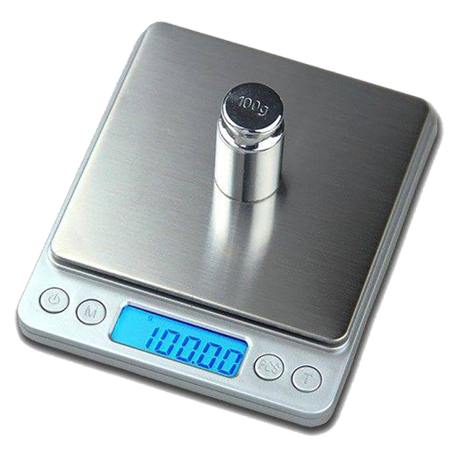 Pocket Scale (IL-500PNEW) / Timbangan Saku | IDEALIFE