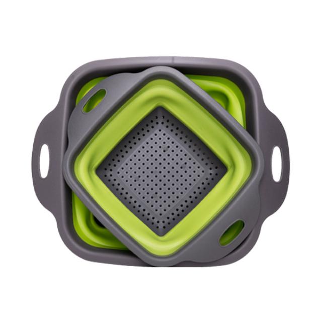 Saringan Silikon Kotak Set | RPM1