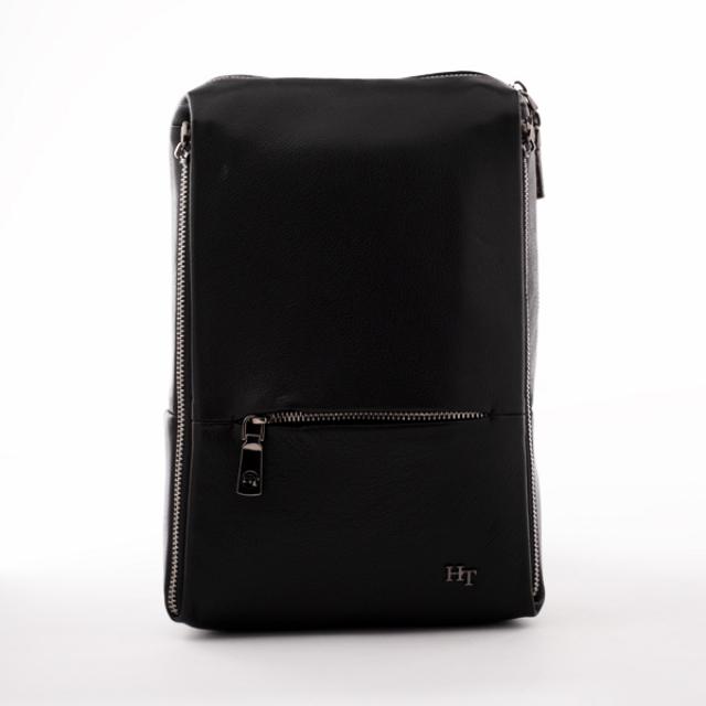 Tas Selempang Pria / Sling Bag Hitam | HUGO THORCH