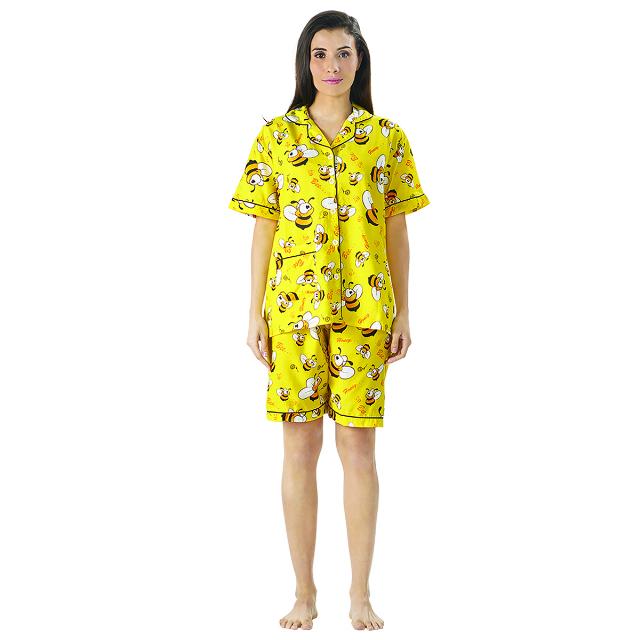 Piyama Bee, M fit to L / Baju Tidur | CNC