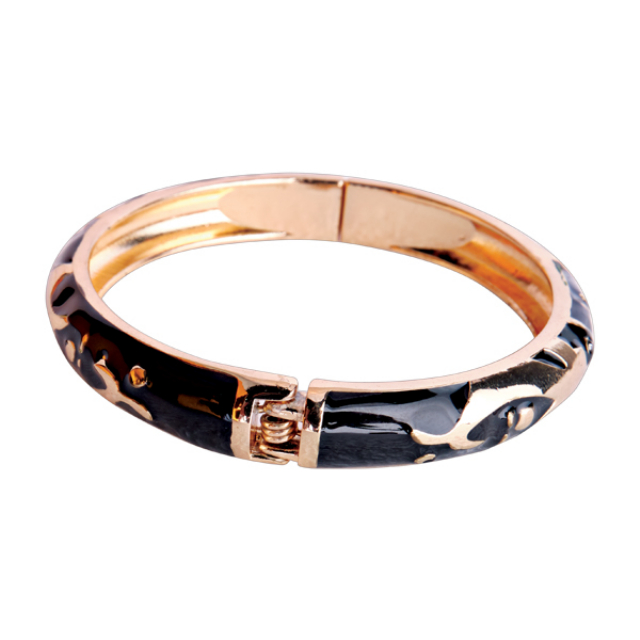 Gelang Fashion Black Gold Gaya Etnik | IEKE