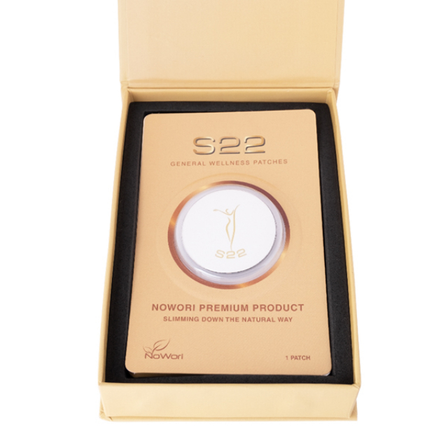 S22 Slimming / Wellness Patches   NOWORI2