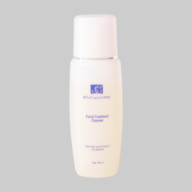 Facial Treatment Cleanser / Pembersih Wajah | WISH