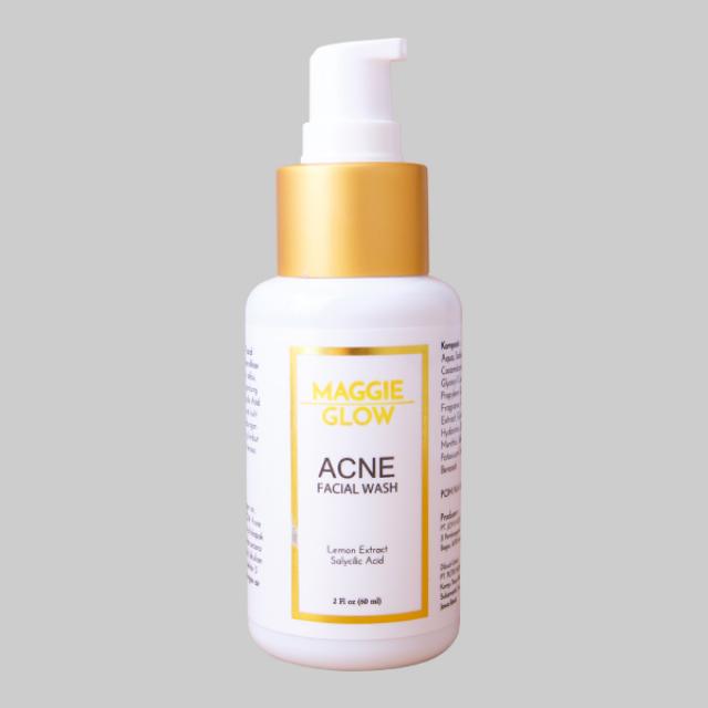 Maggie Glow Acne Facial Wash | MAGGIE GLOW