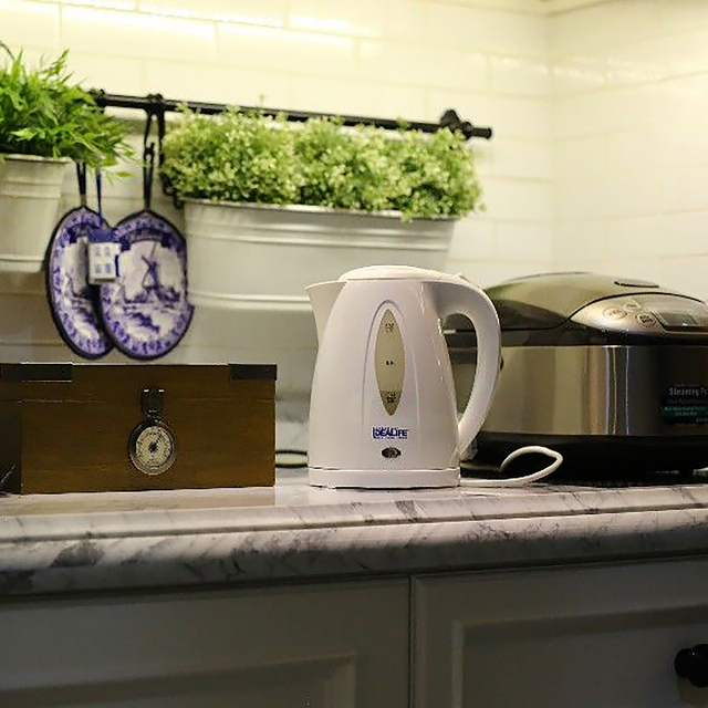 Electric Kettle (IL-111S) / Teko Listrik | IDEALIFE4