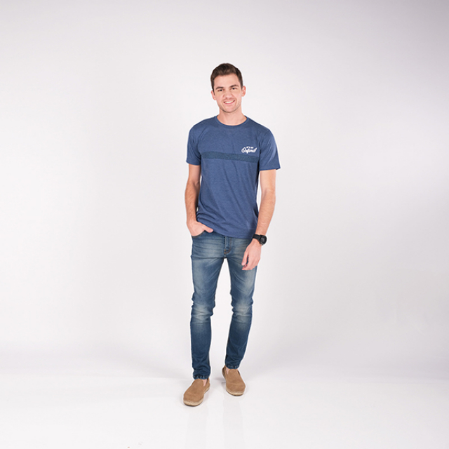 Kaos Lengan Pendek / T-Shirt It's An Oxford | SKY