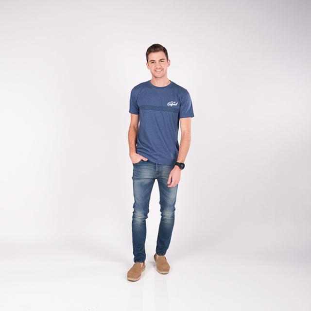 Kaos Lengan Pendek / T-Shirt It's An Oxford | SKY