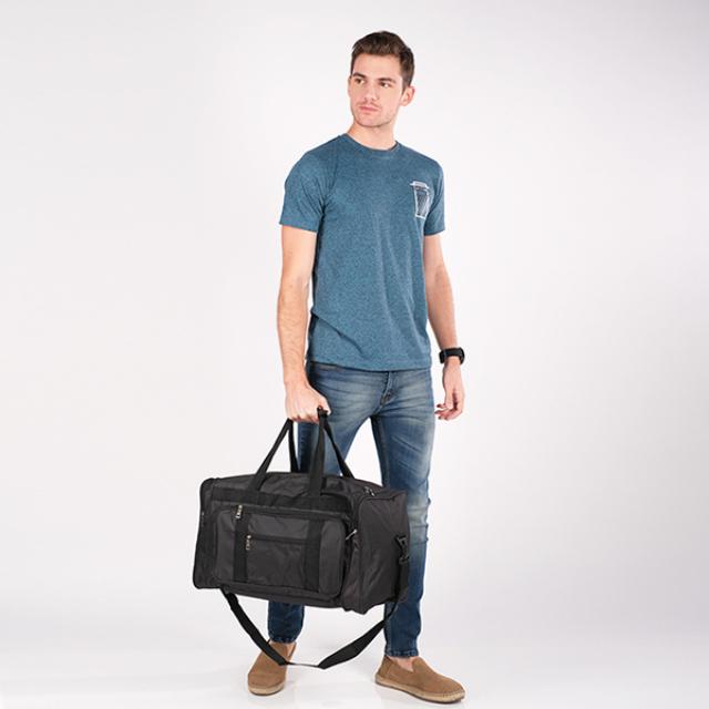 Sports Bag / Tas Olahraga / Tas Pria | SOZO