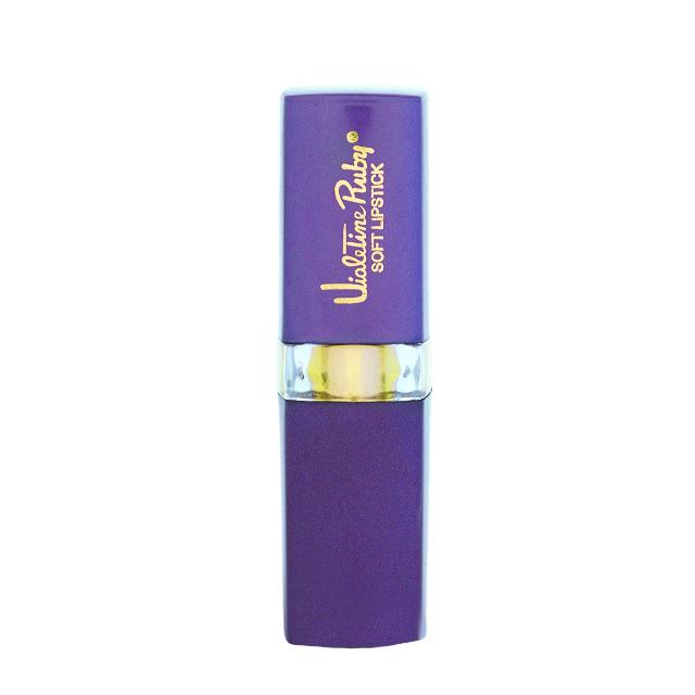 Lipstik Soft Dry 611 Red/Merah | VIOLETINE RUTY1