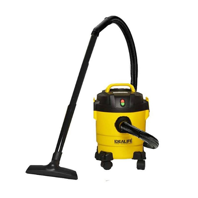 Wet and Dry Vacuum Cleaner (IL-100V) / Penyedot / Penghisap Debu | IDEALIFE