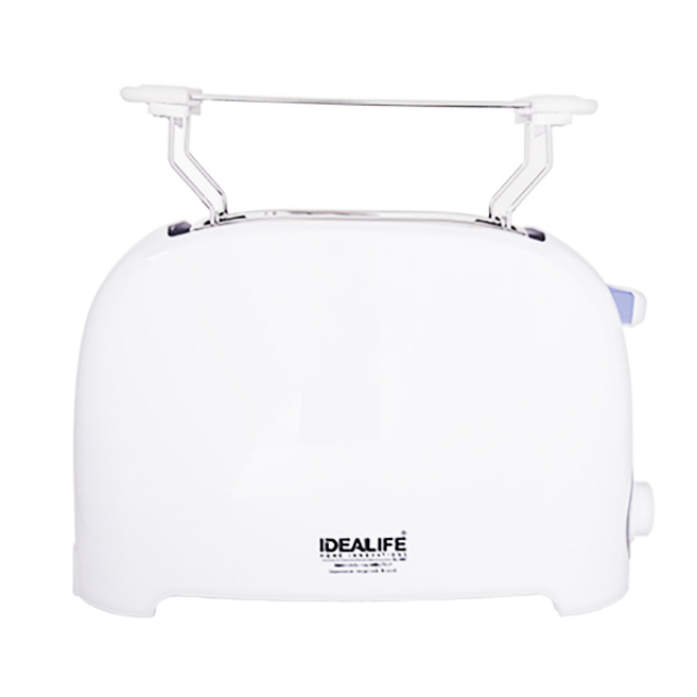 Toaster 2 Slices (IL-204) / Pemanggang / Panggangan Roti | IDEALIFE4