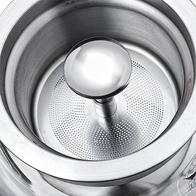 Steam Tea Maker (IL-113) / Teko Pembuat Teh Uap Listrik | IDEALIFE1