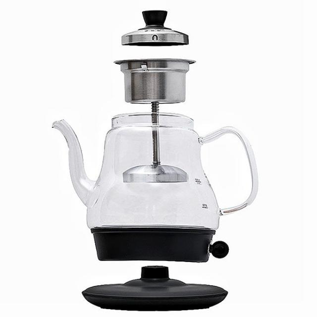 Steam Tea Maker (IL-113) / Teko Pembuat Teh Uap Listrik | IDEALIFE3
