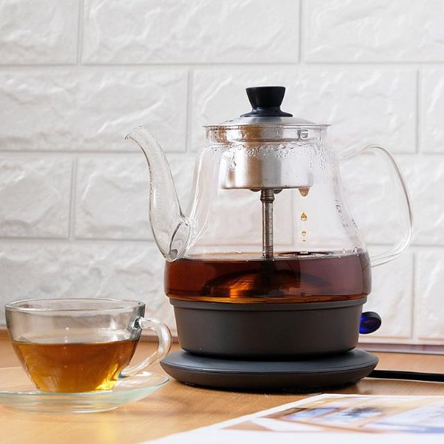 Steam Tea Maker (IL-113) / Teko Pembuat Teh Uap Listrik | IDEALIFE4