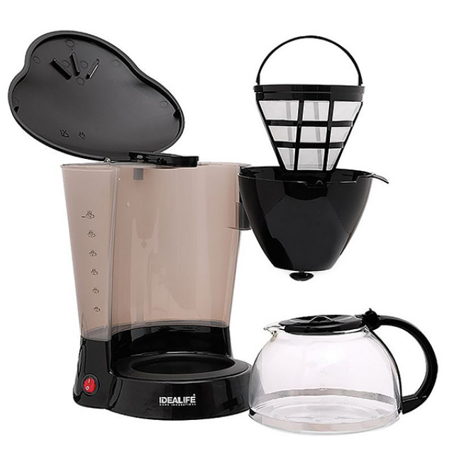 Coffee Maker (IL-218) / Pembuat Kopi | IDEALIFE3