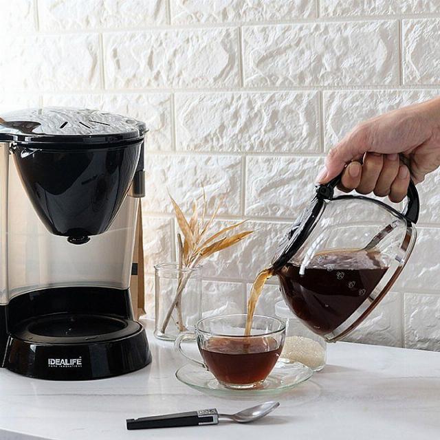 Coffee Maker (IL-218) / Pembuat Kopi | IDEALIFE4