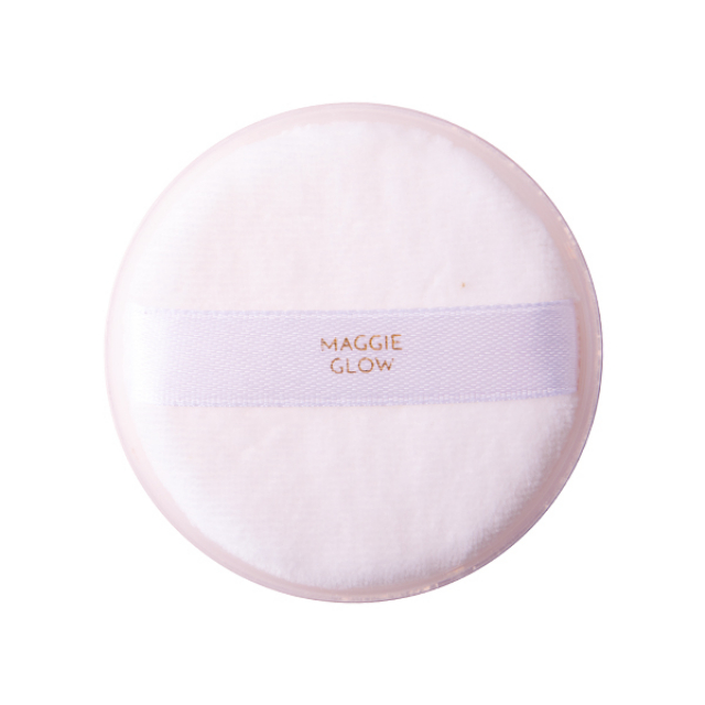 Maggie Glow Loose Powder For Acne Skin Champagne   MAGGIE GLOW1