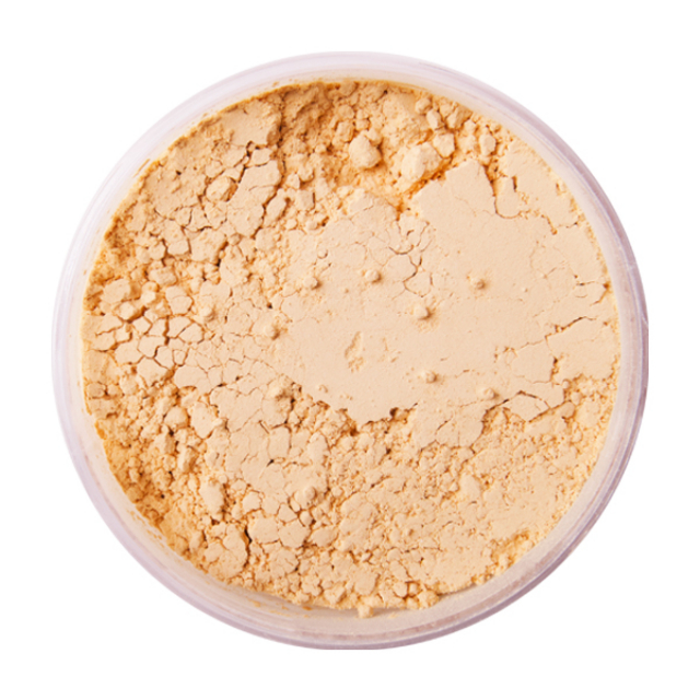 Maggie Glow Loose Powder For Acne Skin Champagne   MAGGIE GLOW2