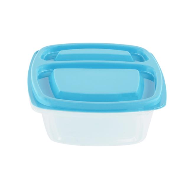 Lunch Box Kotak Sekat 2 / Kotak Bekal | ARNISS