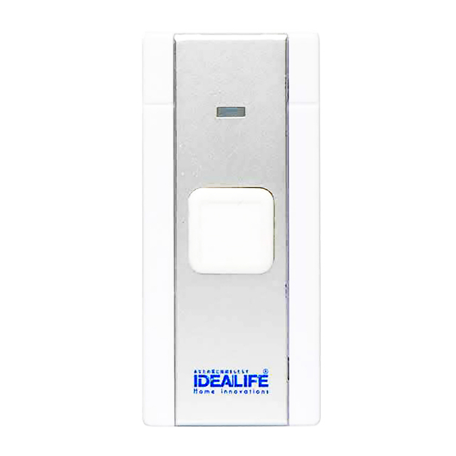 Ac Wireless Doorbell Remote (IL-294) | IDEALIFE
