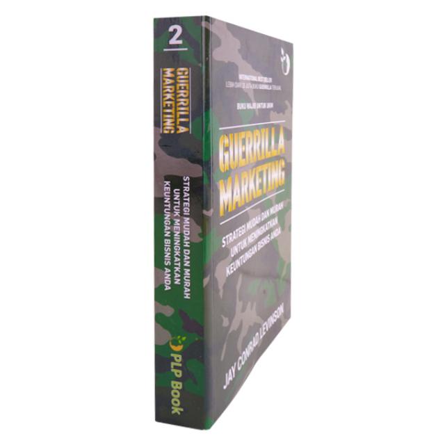 Buku Pemasaran / Guerrilla Marketing   PLP BOOK1