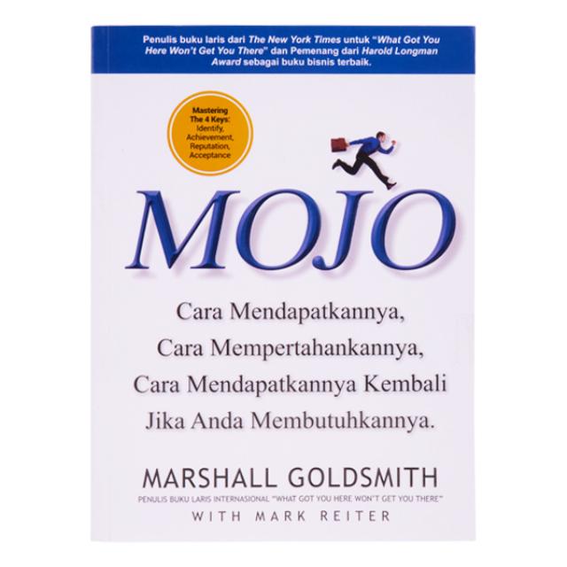 Buku Motivasi / Mojo | PLP BOOK