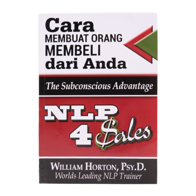 Buku Motivasi / NLP 4 Sales | PLP BOOK