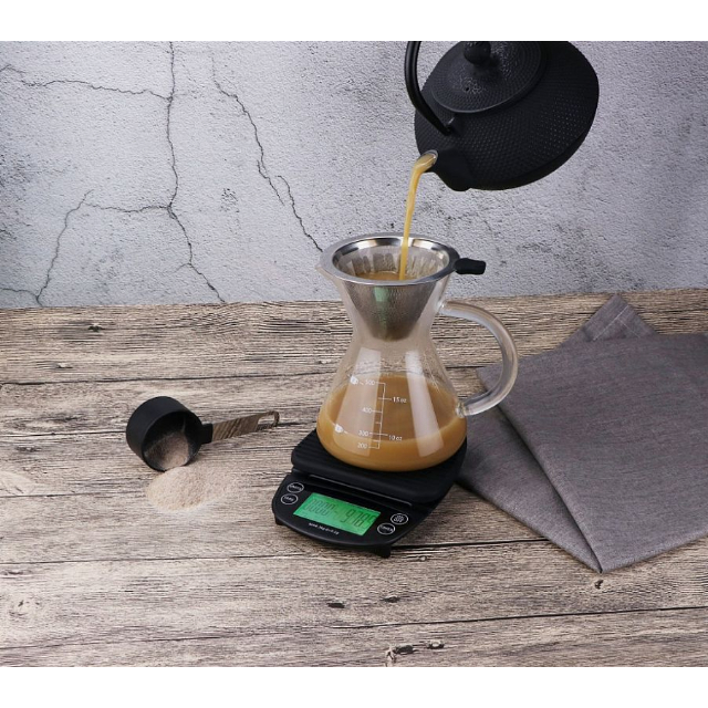 Digital Coffee Scale (IL-500CS) / Timbangan Kopi Digital | IDEALIFE3