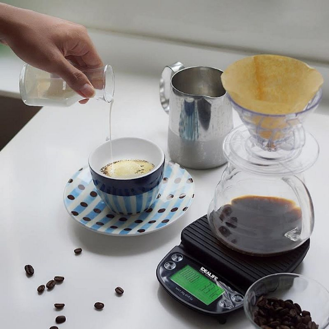 Digital Coffee Scale (IL-500CS) / Timbangan Kopi Digital | IDEALIFE4