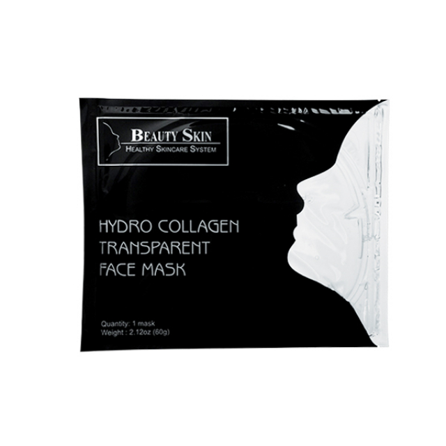 Beauty Skin Collagen Facial Transparent Sheet Mask | BEAUTY SKIN