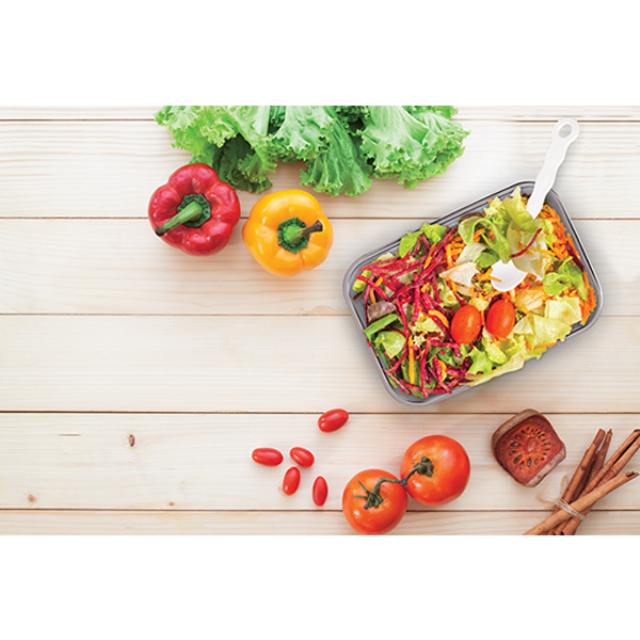 Tempat Makan Letian / Kotak Bekal | RAINBOW4