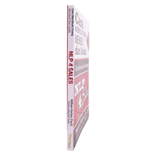 Buku Motivasi / NLP 4 Sales | PLP BOOK1