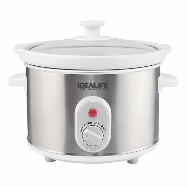 Slow Cooker 2.5 Litre (IL-325) / Tungku Elektrik | IDEALIFE