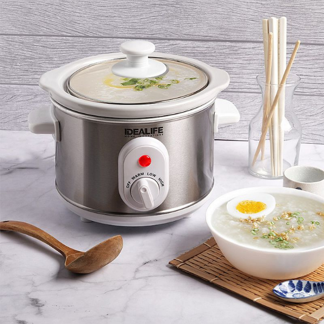 Slow Cooker 1.5 Liter (IL-315) / Tungku  Elektrik | IDEALIFE1