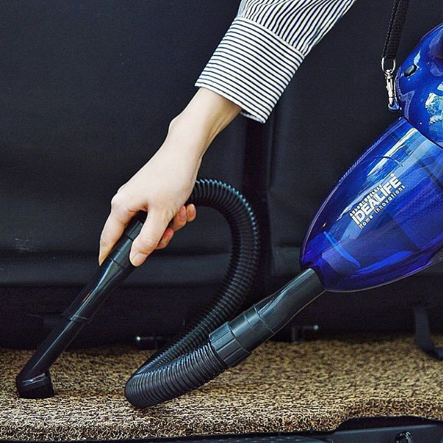 Mini Vacuum Cleaner (IL-130) / Penyedot/Penghisap Debu | IDEALIFE3