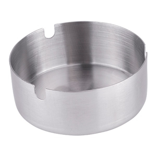 Asbak Stainless Steel Diameter 8cm | RPM