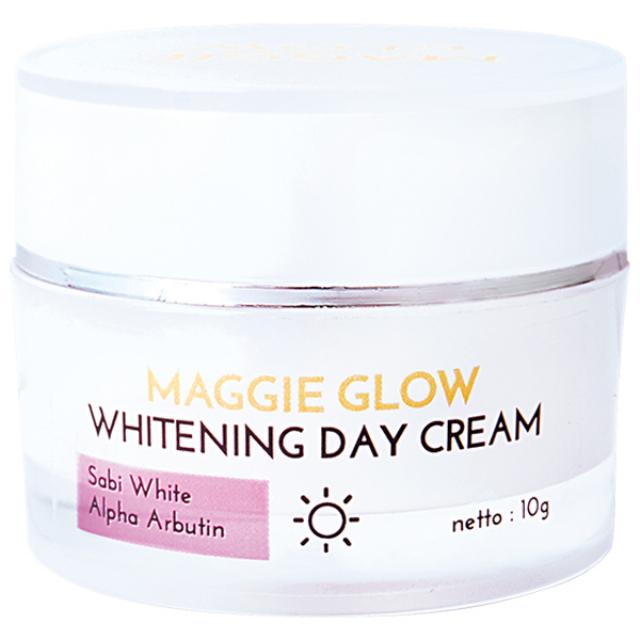 Maggie Glow Whitening Day Cream | MAGGIE GLOW