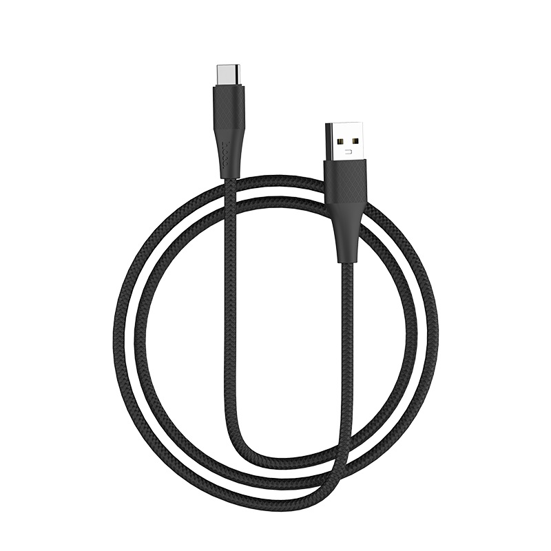 Kabel Charger Tipe C (Cable X32) Fast Charging | HOCO