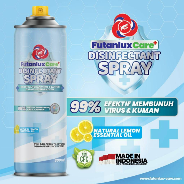 Futanlux Care Disinfectant Spray | FUTANLUX CARE