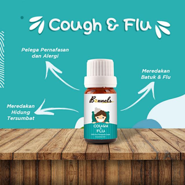 Bonnels Immune Cough & Flu | BONNELS